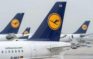 Lufthansa объявила о приостановке полетов в воздушном пространстве Беларуси
