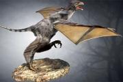 У динозавра с самым коротким именем нашли крылья летучей мыши