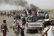 Хоуситы потеряли контроль над воздушной базой в Йемене