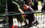 Президент Польши молился в Залешанах за души белорусских жертв подразделения «Бурого»