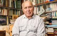 Акадэмік Радзім Гарэцкі адзначае сваё 90-годдзе