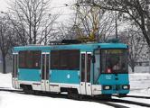 Движение трамваев до вокзала в Минске перекроют