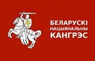 В Новополоцке с аншлагом прошла встреча с лидерами БНК