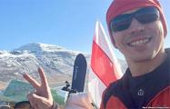 Беларус пройдзе на лыжах праз усю Ісьляндыю зь нацыянальным сьцягам