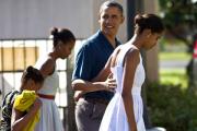 Обама отказал своей бабушке в просьбе навестить ее в Кении