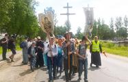 Униаты вынуждены отказаться от пилигримки: нечем платить милиции