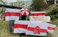 Жители Гродно с самого утра вышли  на акцию протеста