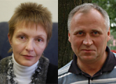 Николай Статкевич и Марина Адамович поженились в колонии
