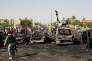 При взрыве в Ираке погибли более 100 человек