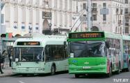 Как будет работать общественный транспорт 3-5 января