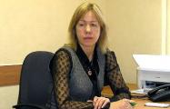«Сенатор» Шарейко не признала свою вину
