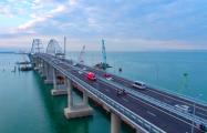 Россия потеряла связь с Крымом по мосту