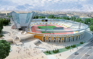 Матч на стадионе «Динамо» вместе с согнанными зрителями посетили более 13 тысяч человек