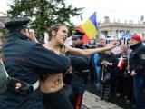 Активистки FEMEN устроили акцию в Ватикане