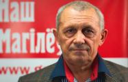 Могилевский активист борется с «отпиливанием» властями бюджетных денег