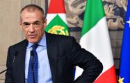 Экономист Коттарелли отказался стать премьером Италии