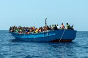 В Средиземном море погибли 40 мигрантов из Ливии