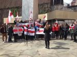 День Воли в Нью-Йорке отметили у штаб-квартиры ООН