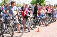 Организатор велопарада в Минске: Если приедут в вышиванках - это будет прекрасно