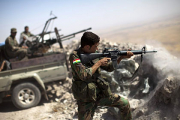 Курды заявили об убийстве ста боевиков ИГ за сутки