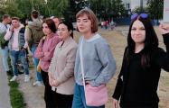 География белорусской солидарности просто потрясающая