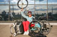 Мечты сбываются: колясочник из Беларуси путешествует на байке по Европе