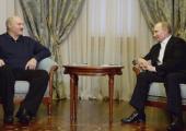 Лукашенко договорился с Путиным укрепить сотрудничество по всем направлениям