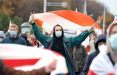 «Завтра - весна!»: Беларусь вышла на акции протеста (Онлайн)