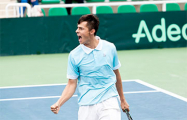 Белорусский теннисист вышел в финал турнира в Узбекистане