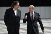 Путин поздравил Первый канал с юбилеем