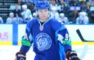 Белорусский форвард Гаврус продолжит карьеру в Финляндии