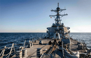 США прокомментировали инцидент с эсминцем «Джон Маккейн»