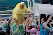 Посмотреть на папу Римского вышли шесть миллионов филиппинцев