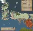Для «Игры престолов» создали интерактивную карту