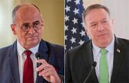 Госсекретарь США и глава МИД Польши обсудили ситуацию в Беларуси