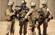 Коалиция во главе с США приостановила операцию в Ираке