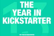 Проекты Kickstarter собрали почти полмиллиарда долларов за год