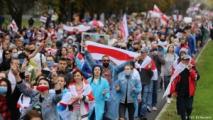 Акции протеста в Минске 27 сентября: задержано около 200 человек