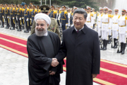 Иран и Китай договорились стать стратегическими партнерами