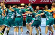 ЧЕ-2020: После первого тайма Беларусь побеждает сербию Сербию - 16:15
