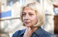 Ирина Халип: Мы - белорусы, это наша земля, оккупанты - геть!