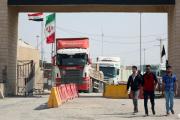 На границе Ирана и Ирака после 35 лет перерыва заработал погранпереход