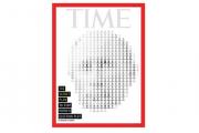 Time поместил на обложку «портрет Путина»