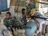 Армия Эфиопии вошла в Сомали