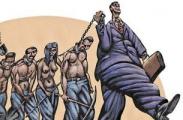 В текущем году более трехсот белорусов попали в рабство