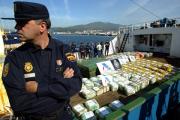 В Средиземном море задержали судно с 18 тоннами гашиша
