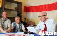 Известный историк рассказал жителям Слонима интересные факты про БНР
