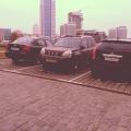 Москвичи в Минске паркуются на местах для инвалидов