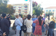 Гомельчанки присоединились к Гранд-параду женских миротворческих сил