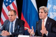 Лавров указал Керри на проникновение боевиков в Сирию через границу с Турцией
